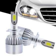 2Pcs LED Headlight Bulbs H7 Conversion Kit For VW Jetta 2014-2017 120W 12000LM