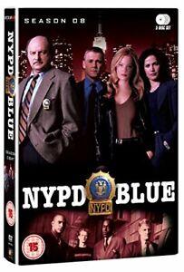 NYPD BLUE SEASON 8 [DVD][Region 2]