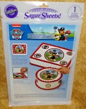 Paw Patrol, Ruff, Sugar Sheet, Edible Decorating Paper, Wilton,710-7910,