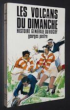 RUGBY VOLCANS DU DIMANCHE G. PASTRE HISTOIRE CHAMPIONNAT 1940-1969 BRENNUS