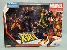 Marvel Universe Uncanny X-Men Rogue Longshot X-Babies Cyclops Wolverine MISP