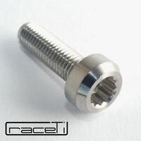Gerollt Titan Bbs Rs Rx Geteilte Felge Schrauben M7 24mm Geschmiedeter CNC Head