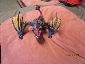 Schleich Eldrador Drachen Nachtjäger in gutem Zustand, Rarität,