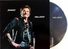 JOHNNY HALLYDAY VINYL LP - SUMMER TOUR LIVE 2015 - PICTURE DISC
