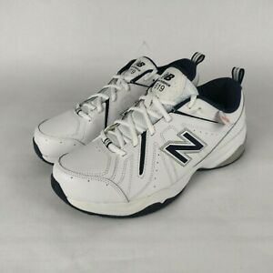 New Balance 619 Mens US 11/EU 45 Wide White Cross Trainer shoes MX619WN