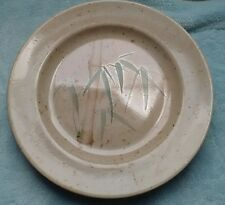 222 Fifth RANGOON PATTERN Salad Plates STONEWARE Set of 5  (30)