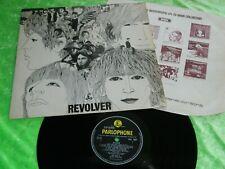 THE BEATLES : Revolver - Original 1966 UK Y/B mono LP VG/EX 199