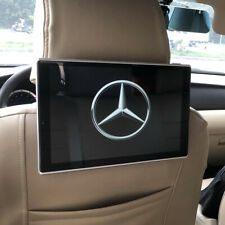 Android 9.0 System Headrest Rear Seat Entertainment TV Monitor For Mercedes-Benz