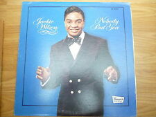 JACKIE WILSON Nobody but you Brunswick BL 754212