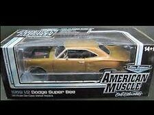 1969 1/2 Dodge SuperBee Bronze 1:18 Auto World 906