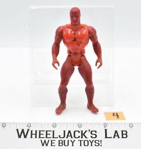 Daredevil #4 3 Pack Secret Wars 1984 Mattel Marvel Universe Vintage