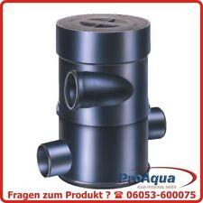 WISY Wirbel-Fein-Filter WFF 100 ohne Verlängerungsrohr
