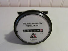 Rogers Machinery Company Counter T50A260 6 Digits