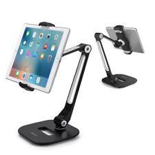 AboveTEK LONG ARM ROTATING PHONE TABLET IPAD STAND HOLDER CRADLE FOR TABLE DESK
