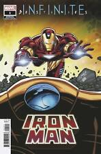 IRON MAN ANNUAL #1 RON LIM CONNECTING VARIANT (02/06/2021)