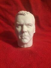 1/6 DRAGON DID Tête Head Kiefer Sutherland Jack Bauer 24 Custom peints