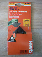 KWB Haft-Schleifplatte Haft-Stützteller 96mm Bosch Delta- 4931-00