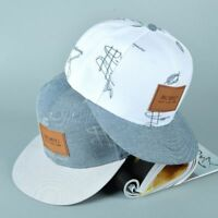 Casual Hip Hop Baseball Snapback Cap Fashion Men Women Adjustable Cotton Hat