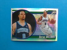 2010-11 Panini NBA Sticker Collection n.260 Deron Williams Utah Jazz