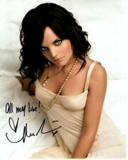 Mena Suvari Signed Autographed Photo