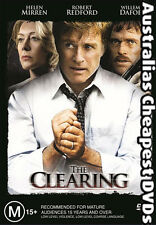 The Clearing  DVD NEW, FREE POSTAGE WITHIN AUSTRALIA REGION 4
