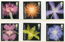 Great Britain Sc. #2209-2214 Horticultural Society flowers MNH