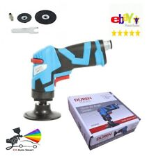 """Duren 625622 Air Operated 75mm 3"""" 50mm 2"""" Roloc Compatible Angle Sander"""