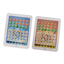 Kid Education Tablet with Arabic Number Words Letter Touch and Learn Toys