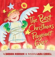 The Best Christmas Pageant Ever (picture book edition)-ExLibrary