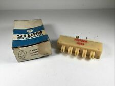 Mopar Nos #2587564 Push Button Vacuum Switch A/C Heater Most 1960-68 Models