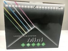 MINI LASER SHOW SYSTEM - NEW IN BOX
