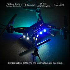 KY601S VR RC Drone with HD Camera Foldable Quadcopter WIFI FPV Headless Mode Toy