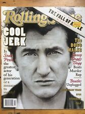 Rolling Stone #731 Sean Penn cover, Stereolab, Rise & Fall of Apple,