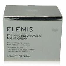 Elemis Dynamic Resurfacing Night Cream 1.6 oz / 50 ml Exprtn Date 2021 New Box