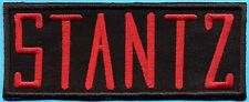 CHILD SIZE Ghostbusters Name Tag Iron-on Patch - STANTZ