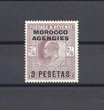 MOROCCO AGENCIES 1907 SG 121 MINT Cat £24