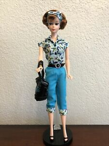 Vintage Reproduction Cool Collecting Barbie
