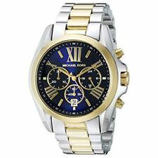Nuevo Michael Kors MK5976 Bradshaw Bicolor Acero Inoxidable Reloj Para Unisexo