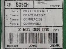 Bosch Tool 2-601-098-003 Jig Saw Counterweight Plate Js5 Jsh180 3601E8J310 & 311