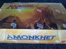 ITALIAN Magic MTG AMONKHET AKH FACTORY SEALED Booster Box the Gathering