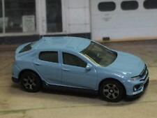 2017 17 Honda Civic 4 Door Sport Hatch Back in 1/64 Scale O18