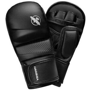 Hayabusa T3 Hybrid MMA Gloves 7oz Sparring Training Mixed Martial Arts Fitness