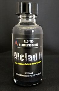 ALCLAD2, ALC115, STAINLESS STEEL