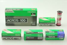 【 NEW 】 FUJIFILM Neopan Acros 100 120 Black & White Film & more From JAPAN #1971