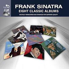 Frank Sinatra 8 Classic Albums on 4cd Set