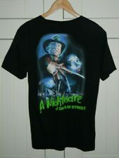 Nightmare On Elm Street Freddy Krueger T Shirt Size S - Halloween Horror