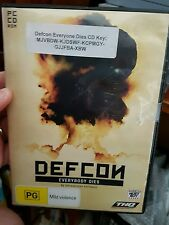 Defcon - Everyone Dies - PC GAME - FAST POST *