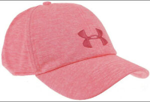 Under Armour Twisted Renegade Running Cap - Pink New