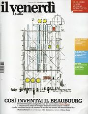 Il Venerdì 2017 1503  Renzo Piano,Antonio Latella,jjj