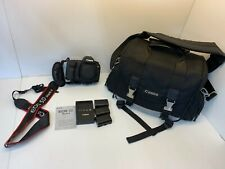 L947- Canon EOS 5D Mark II Digital SLR Camera Body + Case extras Battery Charger
